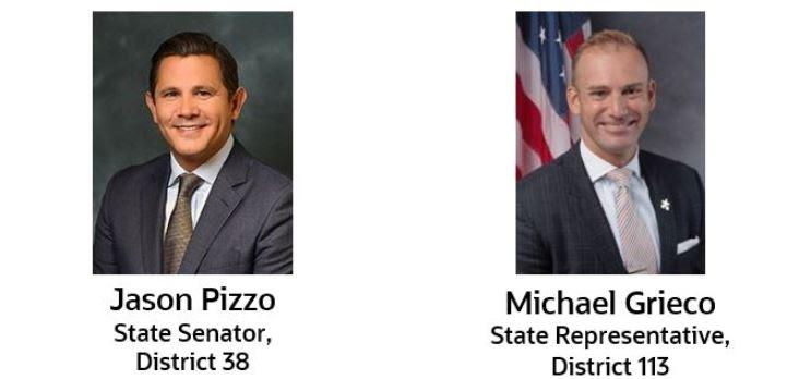 Senator Jason Pizzo | Representative Michael Grieco