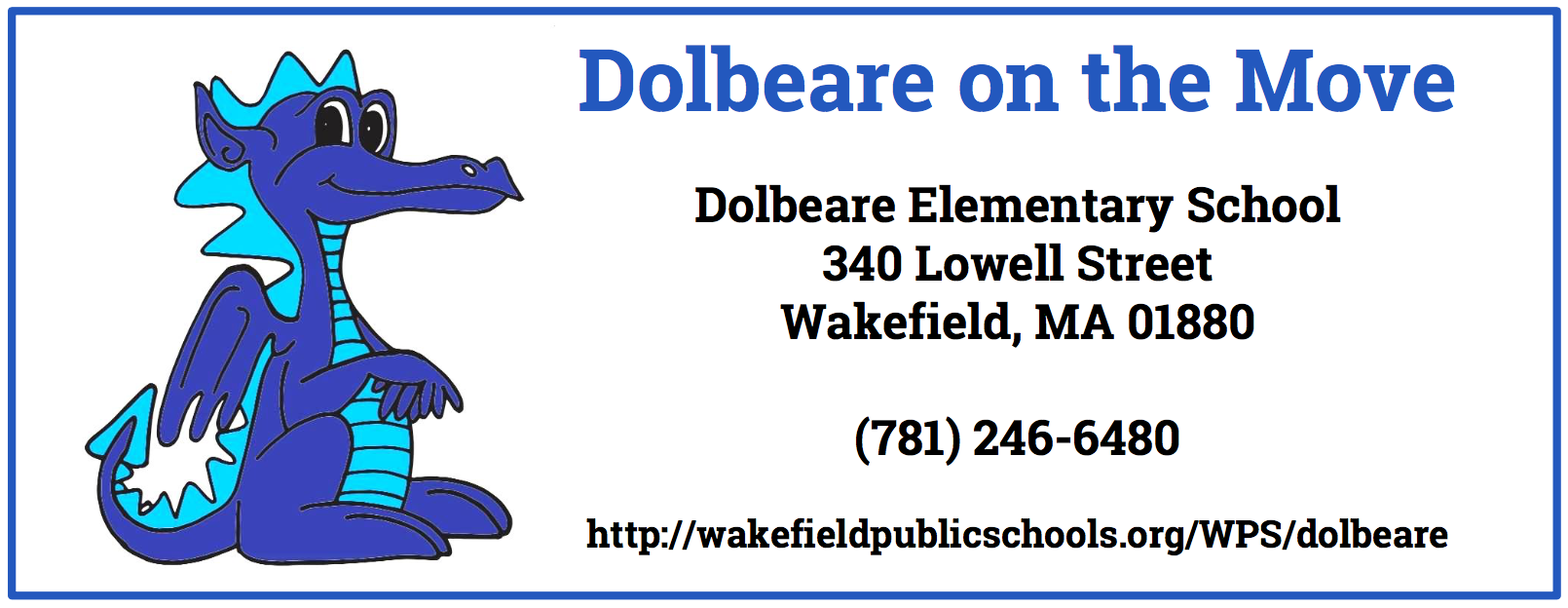 Parent Workshop In Wakefield March 11th >> Dolbeare On The Move Wakefield Metco Program