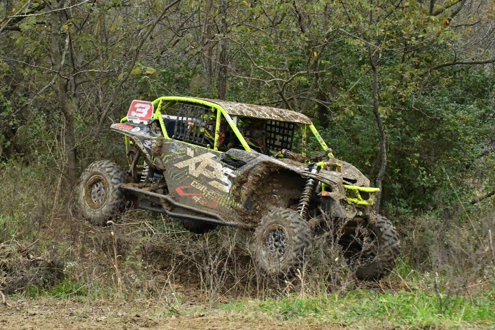 Kyle Chaney took the UXC1 Pro Tubro win, and earned valuable points towards the championship which will now go down to to the last round at Ironman in two weeks.
