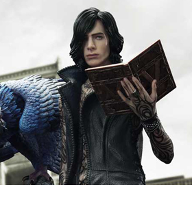 Devil May Cry 5 Ultimate Premium Masterline V, The Mysterious One 1/4 Scale Statue