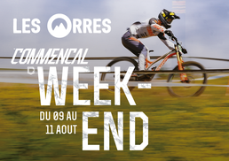 commencal week-end