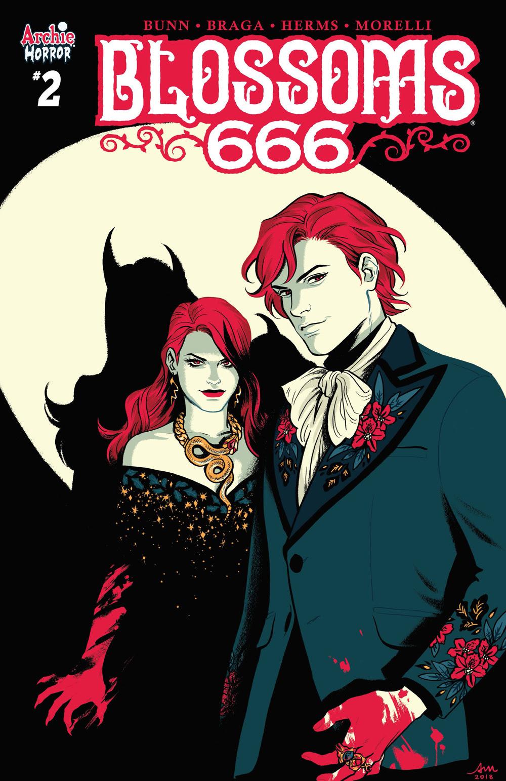 BLOSSOMS 666 #1: CVR B Mok