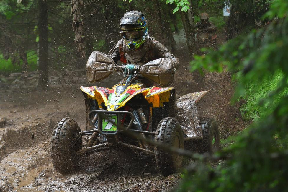 Hunter Hart is hoping to continue his win streak at his second home state race of the season.