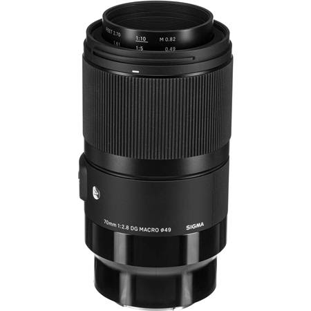 70mm f/2.8 DG ART Macro Lens for F/Sony E