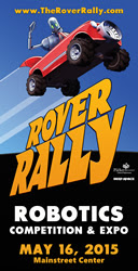 The 2015 Rover Rally