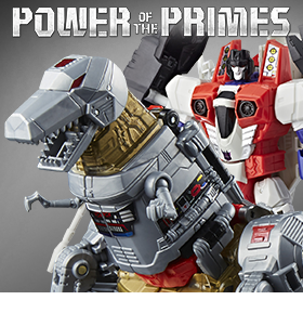 TRANSFORMERS POWER OF THE PRIMES VOYAGER