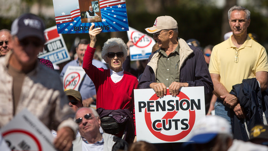Pension Fund Crisis As Trillions Will Not Be Paid Out! Here's The Proof! (Video)
