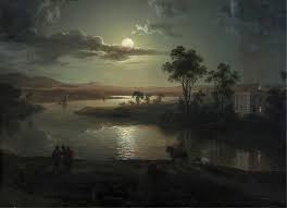 Image result for iconic , classical full moon art