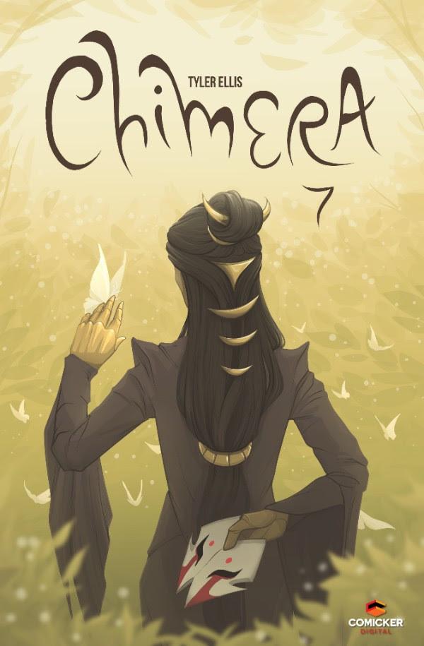 Chimera #7 Cover