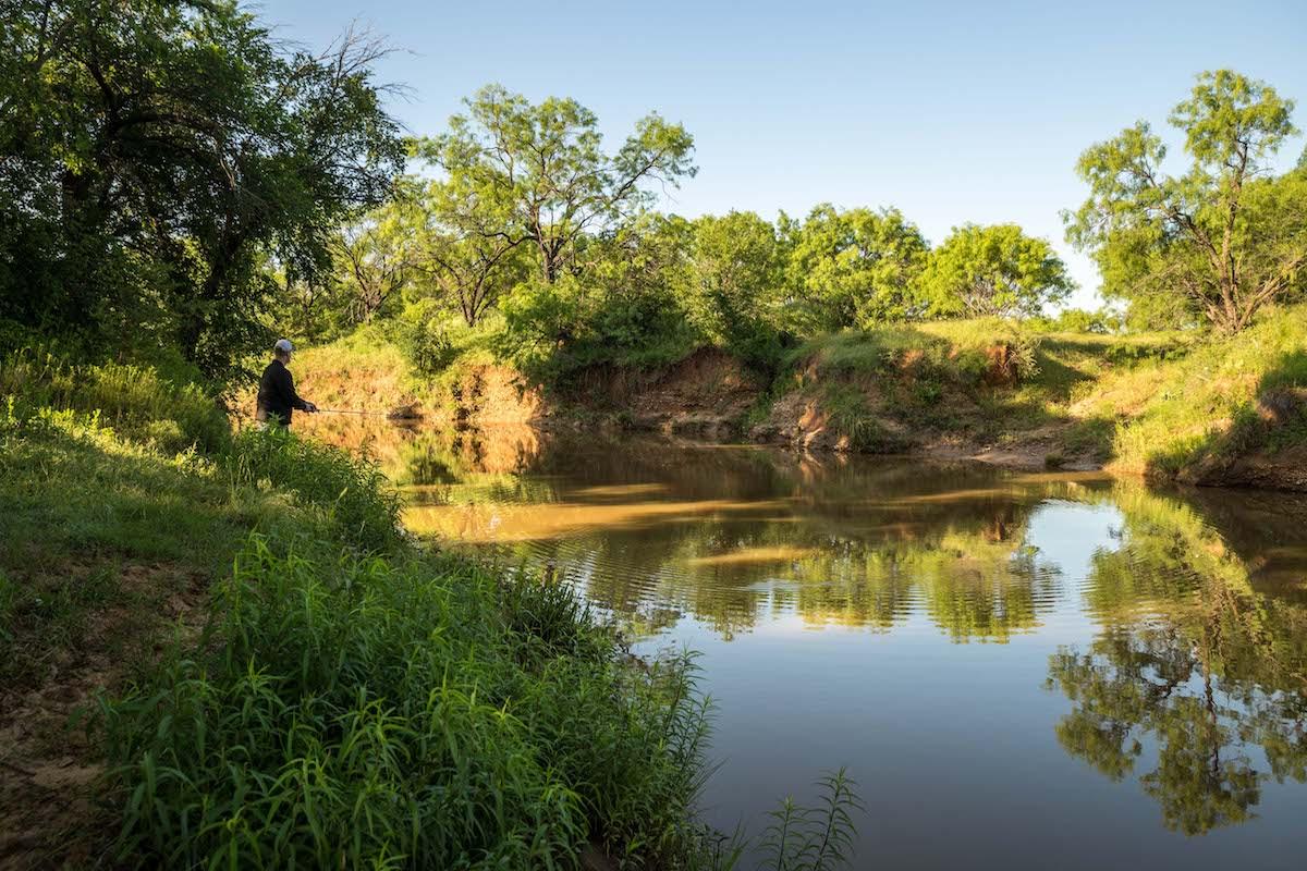 Big Sandy Creek Riparian Areas