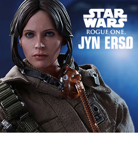 1/6 SCALE ROGUE ONE FIGURES