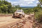 Destaque para o VW Fusca que chamou a atenção de todos os participantes (Chico Ferreira)