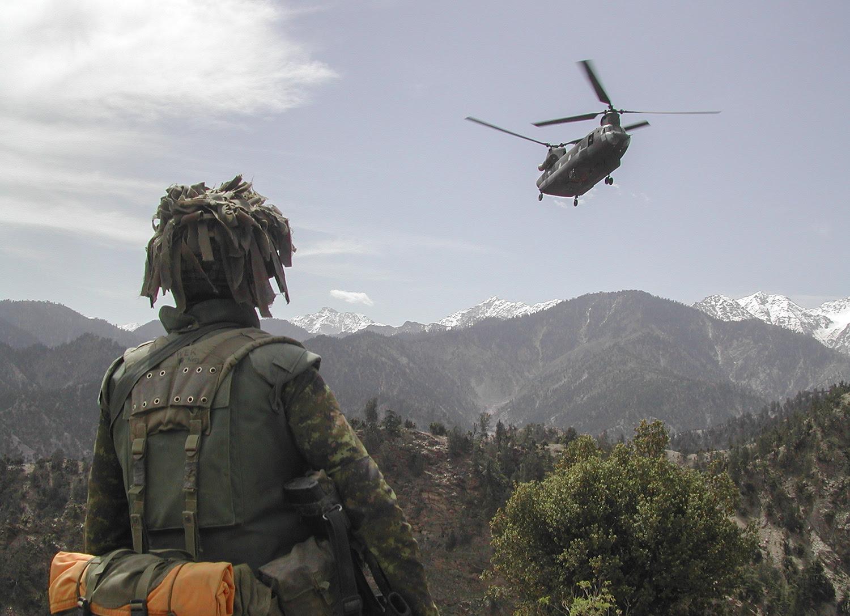 Searching Tora Bora