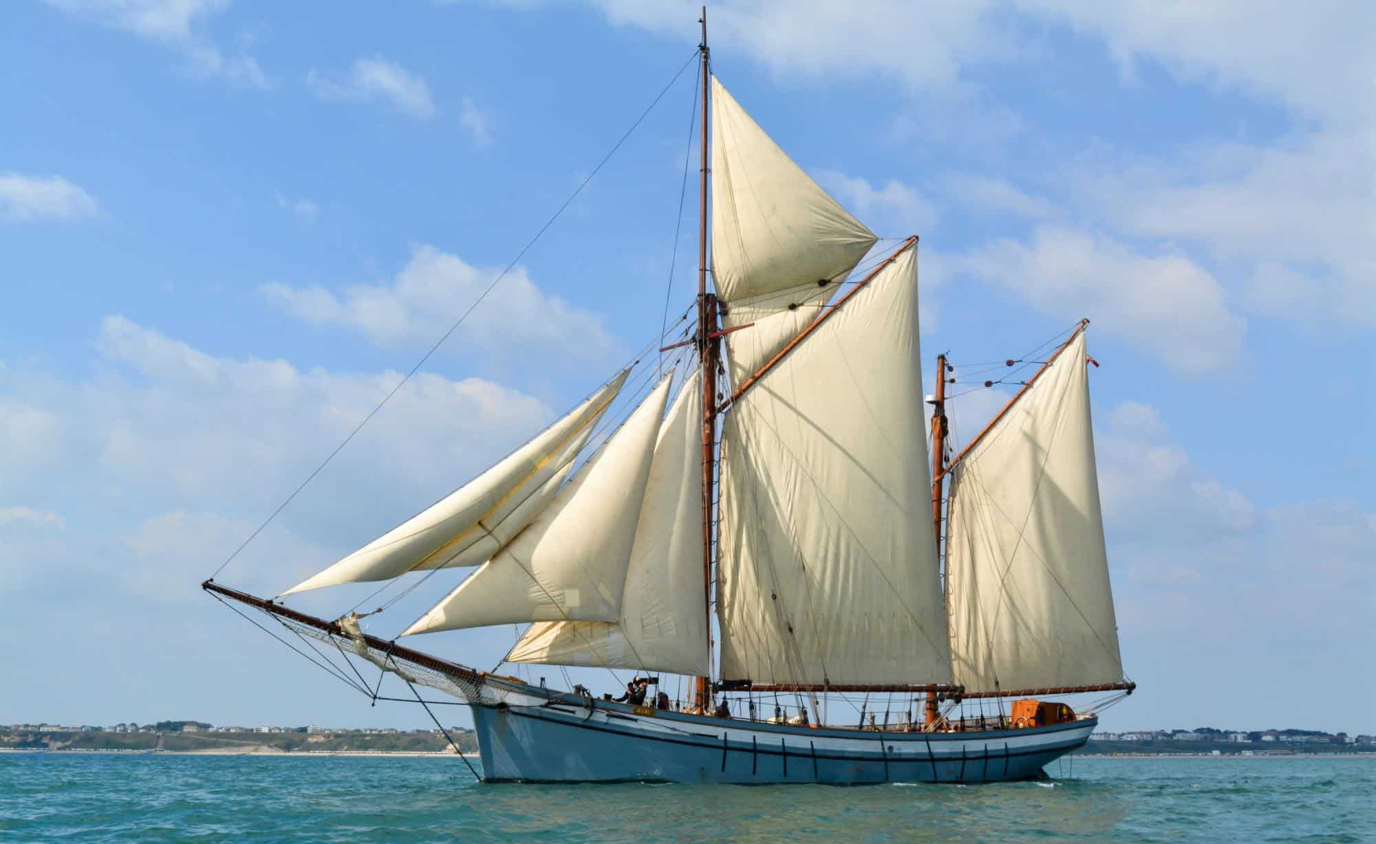 Adventure afloat and Explore Ashore with Classic Sailing in the Isles of Scilly
