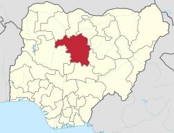 Kaduna state, Nigeria. (Wikipedia)