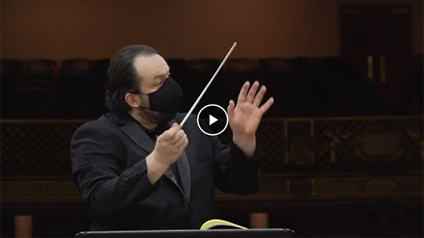 [Andris Nelsons conducts Pastoral Symphony]