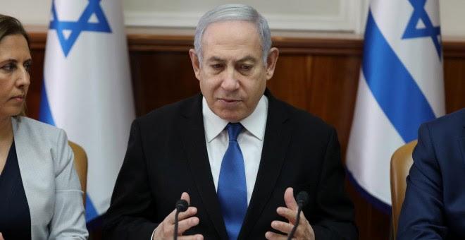 El primer ministro de Israel, Benjamin Netanyahu. - REUTERS