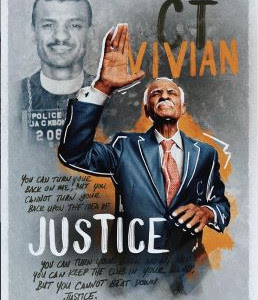 Link to C.T. Vivian Obituary in Democracy Now!