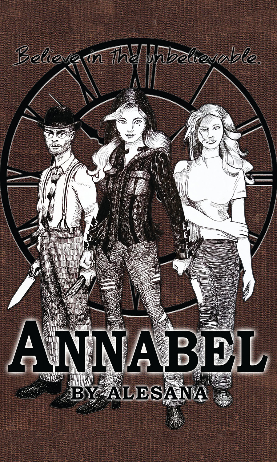 AnnabelTrilogy BookCover 3x5