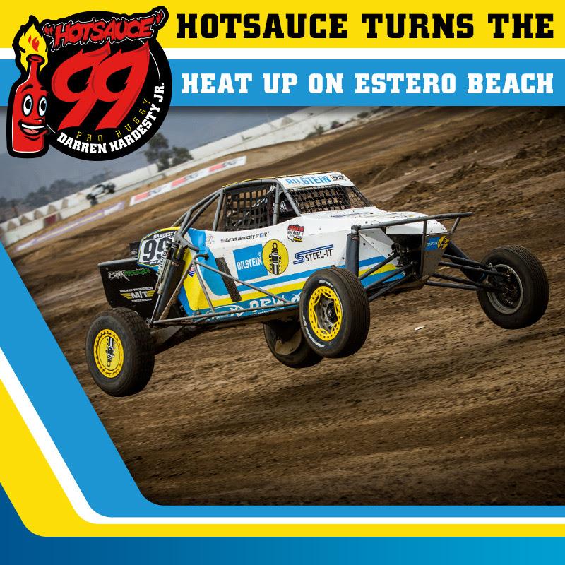 Hot Sauce Turns The Heat Up On Estero Beach