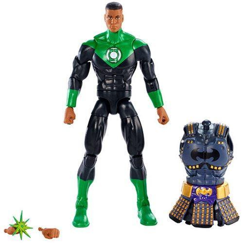 Image of Multiverse Wave 11 (Collect 'n Connect Ninja Batman) - Green Lantern (John Stewart)