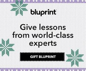 Gift A Bluprint Subscription (through 12/31)
