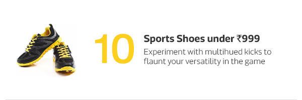 Sports Shoes under Rs.999