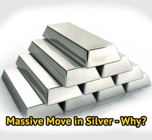 Massive Move in Silver