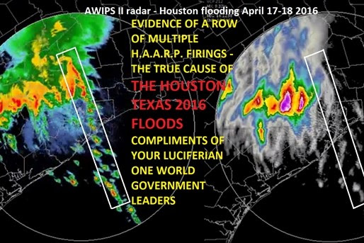 Irrefutable Proof that the Texas Floods are Caused by HAARP (3 Videos)
