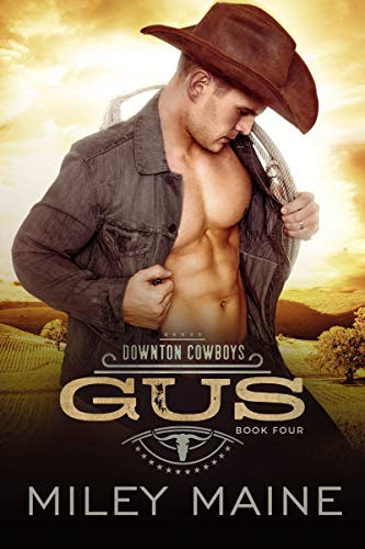 Cover for 'Gus (Downton Cowboys Book 4)'