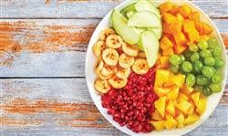 למנוע מהפירות להשחים
