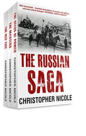 The Russian Saga Box Set: Books 1–3 by Christopher Nicole