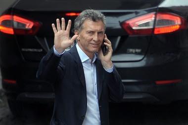 ARGENTINA: Presidente electo Mauricio Macri anunciará este miércoles sus ministros