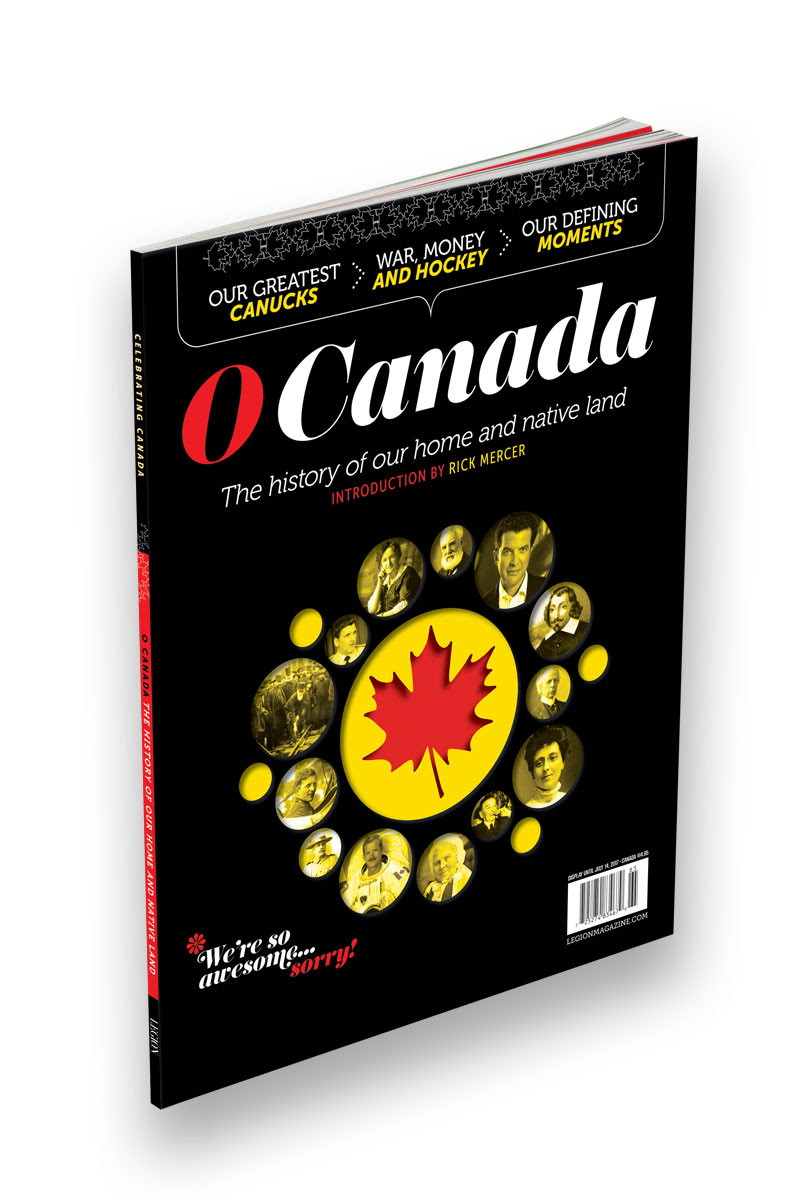 O Canada | The history of our home and native land