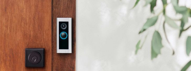 The Ring Video Doorbell Pro 2