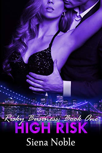 Cover for 'High Risk (Risky Business Book 1)'