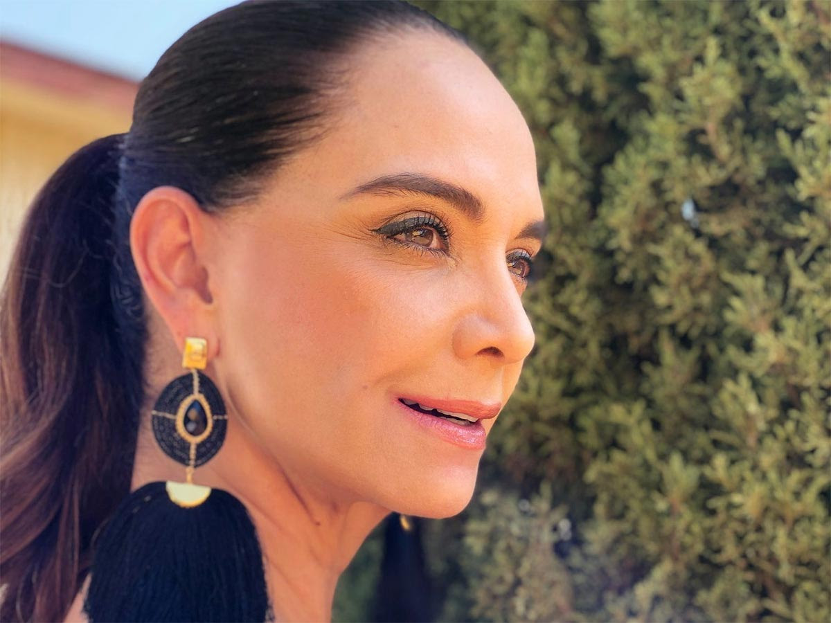 Lupita Jones acepta ser candidata a la gubernatura de Baja California