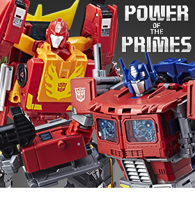 Transformers Power of the Primes Leader Wave 1