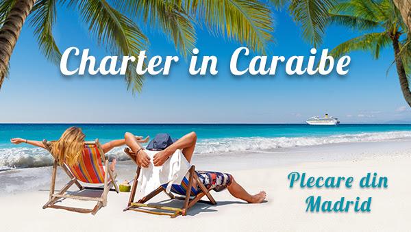 Charter in CARAIBE!