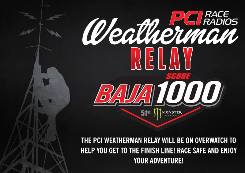 Weatherman Relay