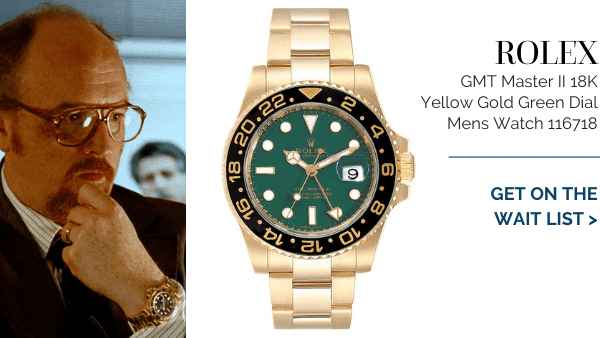 GMT Master Yellow Gold