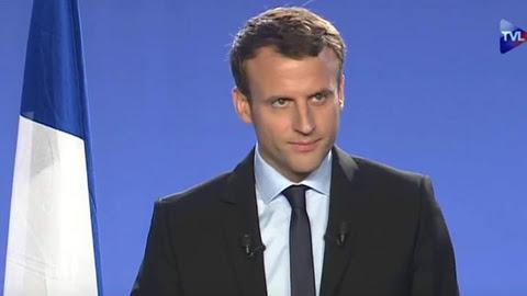 La supercherie Macron