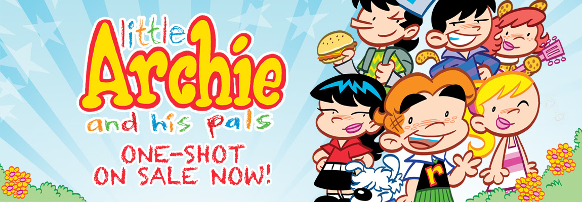 Get LITTLE ARCHIE ONE-SHOT!