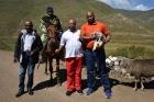 Профсоюз проводит органайзинг на труднодоступных рудниках Лесото