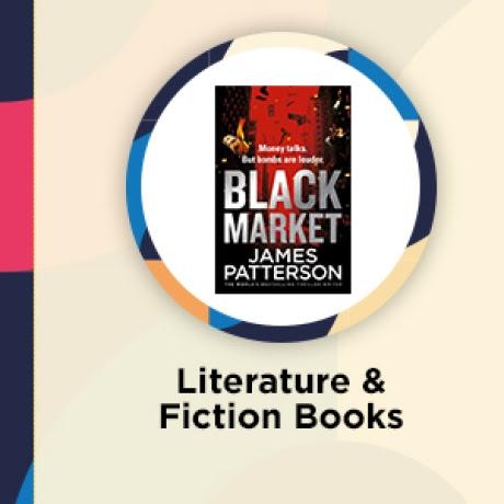 Literature & Fiction Books