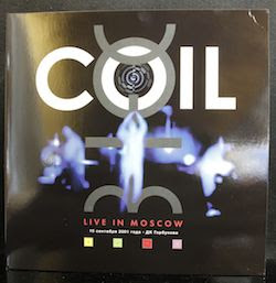 COIL Live in Moscow