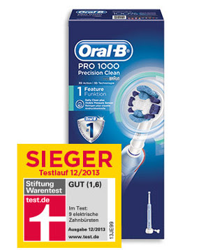 Oral-B PRO 1000 Precision Clean