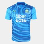 Camisa Olympique de Marseille Third 20/21 s/n Torcedor Puma Masculina