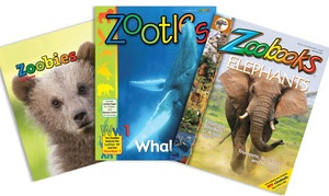Up to 75% Off Subscription to a Kids' Wildlife Magazine
