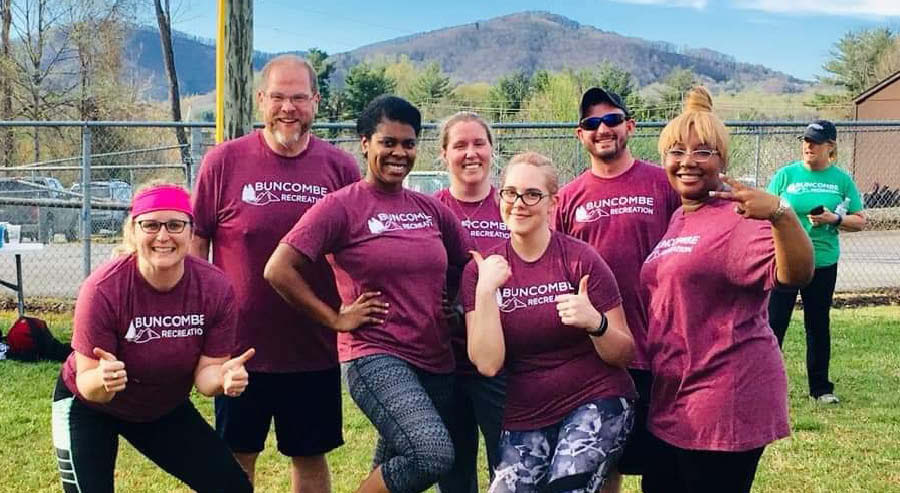 Adult kickball players from spring                                                           2019